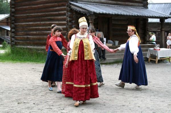 místní dáma tanec